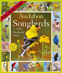 Audubon Songbirds and Other Backyard Birds Picture A Day Cal