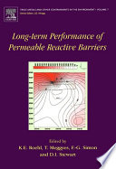 Long Term Performance of Permeable Reactive Barriers