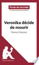 download ebook veronika décide de mourir de paulo coelho (fiche de lecture) pdf epub