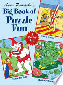 Anna Pomaska s Big Book of Puzzle Fun