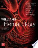 Williams Hematology 9e