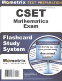 Cset Mathematics Exam Flashcard Study System