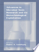 Advances in Microbial Toxin Research and Its Biotechnological Exploitation Organism And To A Large Extent Are Metabolically