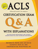 ACLS Certification Exam Q a with Explanations