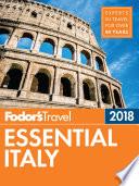 Fodor s Essential Italy 2018