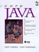 Core Java: CD-ROM
