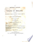 An Historical Review of the State of Ireland