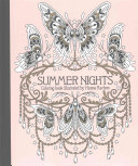 Summer Nights Coloring Book  Originally Published in Sweden as  Sommarnatt