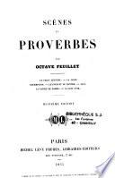 Sc  nes et proverbes