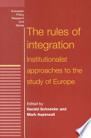 The Rules Of Integration