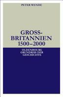 Grossbritannien 1500-2000