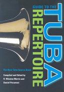 Guide To The Tuba Repertoire