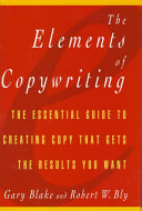 Ebook The Elements of Copywriting Epub Gary Blake Apps Read Mobile