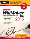 Quicken WillMaker Plus 2015 Edition