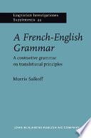 A French English Grammar