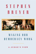 download ebook making our democracy work pdf epub