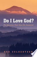 Do I Love God