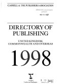 Continuum   the Publishers Association directory of publishing