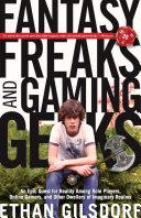 Fantasy Freaks and Gaming Geeks Book