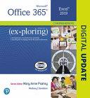 Exploring Microsoft Office Excel 2019 Comprehensive