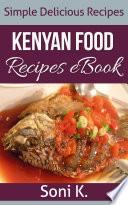 Kenyan Recipes Food Ebook