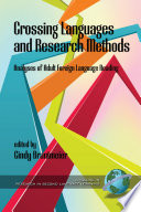 Crossing Languages and Research Methods