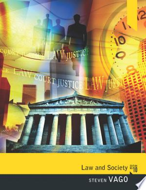 Law and Society - ISBN:9781317346852
