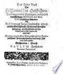 Historische Beschreibung der Stadt Alten Stettin in Pommern