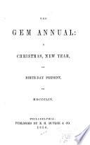 The Gem Annual