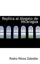 Replica Al Alegato de Nicaragua