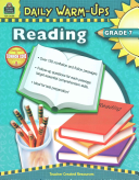 Daily Warm Ups  Reading Grade 7