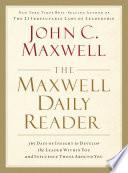 Maxwell Daily Reader