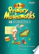 New Syllabus Primary Mathematics Workbook 4b Part 1 book