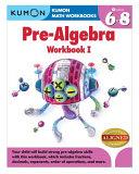 Pre Algebra Workbook I