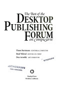 The Best of Desktop Publishing Forum on CompuServe
