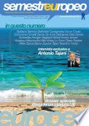 Semestre Europeo no  1   Anno 3  Luglio 2012