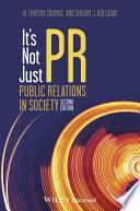 It s Not Just PR