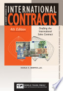A Short Course in International Contracts 4th Ed   eBook