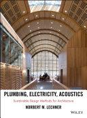 Plumbing, Electricity, Acoustics Book
