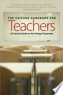 The Chicago Handbook for Teachers  Second Edition