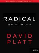 Radical Small Group Study   Member Book