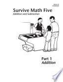 Survive Math 5  Grade 5  version 1