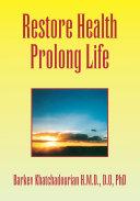 download ebook restore health prolong life pdf epub