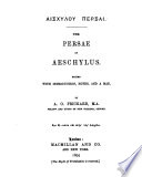 The Persae of Aeschulus