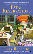 Fatal Reservations : beat is reviewing restaurants for key zest...