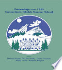 Proceedings Of The 1993 Connectionist Models Summer School : papers in this volume exemplify the tremendous...