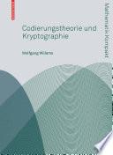 Codierungstheorie und Kryptographie