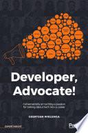 Developer  Advocate  Book PDF