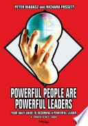 Powerful People Are Powerful Leaders