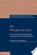 EU Prospectus Law